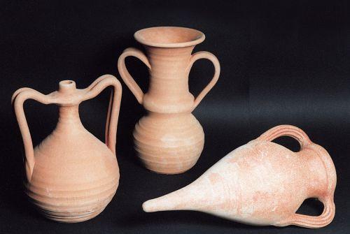 Truffe, Vaso e Anfora [025 - 026 - 027]